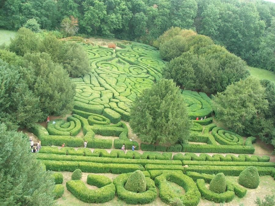 3. Замок Андраши (Тисадоб, Венгрия) Расположенный вдоль реки Тиса возле венгерско-словацкой границы,