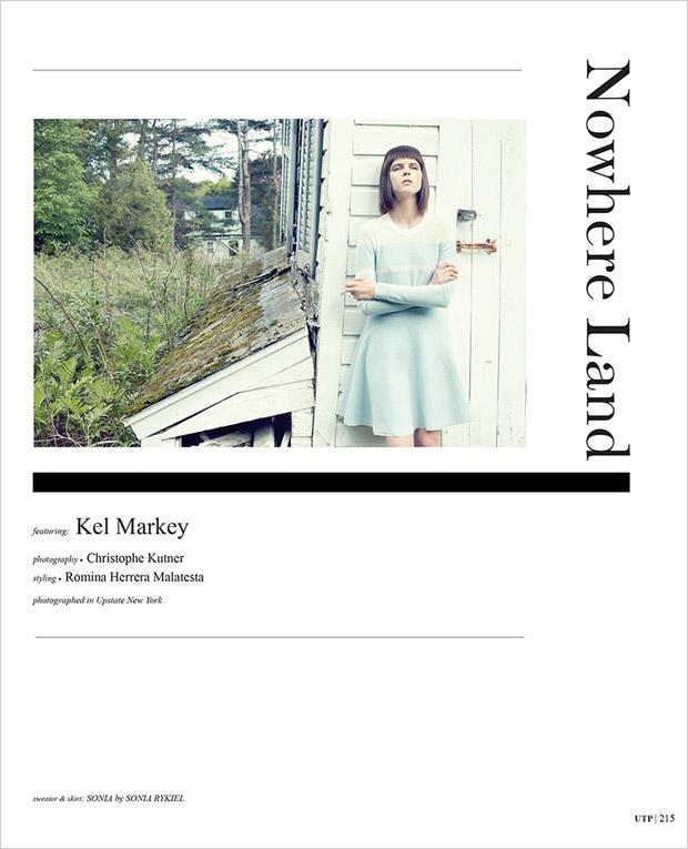 Кель Марки (Kel Markey) в журнале Un-Titled Project