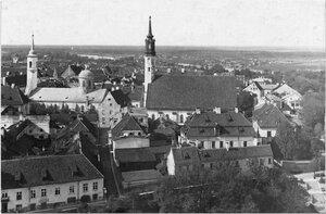 Вид на Старый город с юга