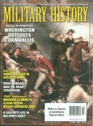 Журнал Military History 2005-02
