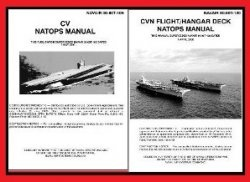 Книга CV NATOPS Manual. CVN Flight Hangar Deck NATOPS Manual