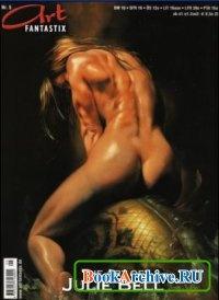 Книга The Art of Julie Bell.