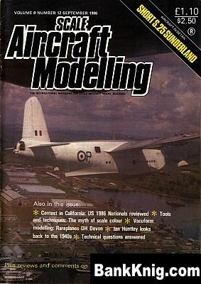 Scale Aircraft Modelling - Vol 08 No 12