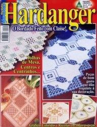 Журнал Bordados Yaranas Hardanger №64 2008