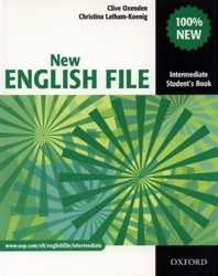 New English File Intermediate (student's book, audio, workbook with key, teacher's book, test disc and booklet, Multirom)