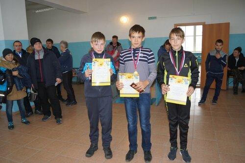 соревнования по ОФП в Куйбышеве