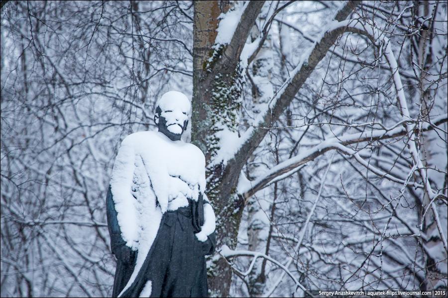 Зимняя Карелия