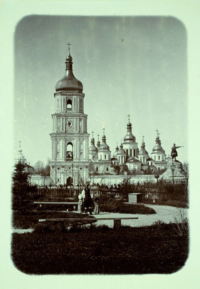 30. Киев. Софийский собор
