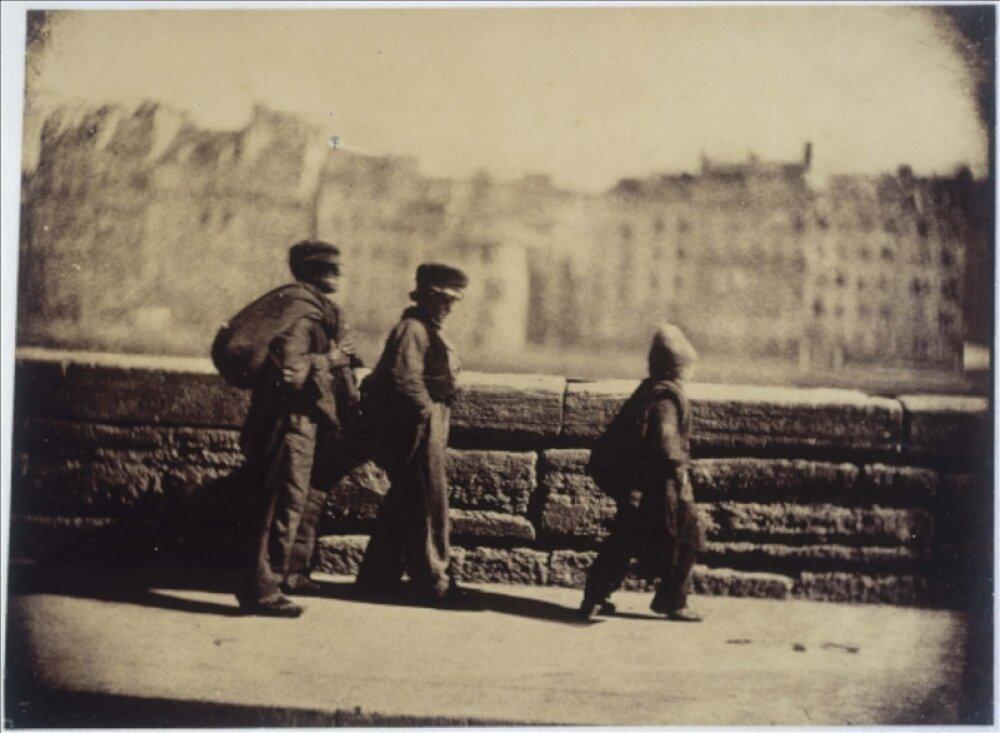 1852. Прогулка трубочистов