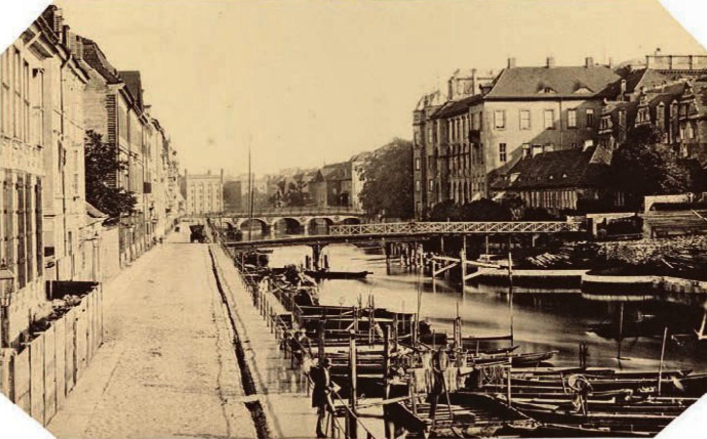 1855. Бургштрассе