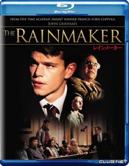 Благодетель / The Rainmaker (1997/HDRip)