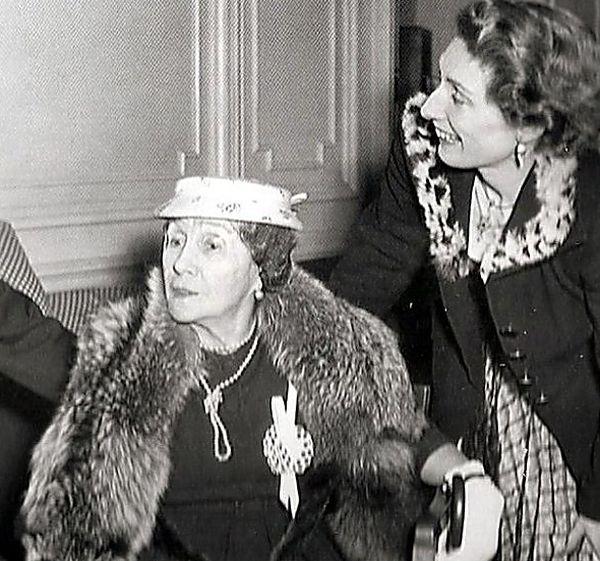 Матильда Кшесинская в последние годы жизни 1954.jpg