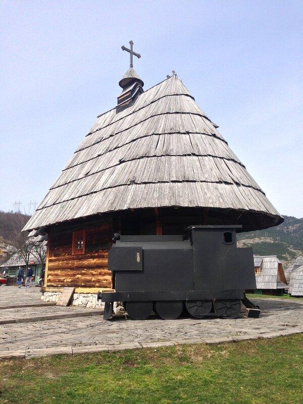 Дрвенград, Сербия