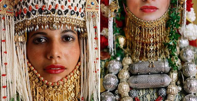 0 1293f6 66b1661b orig Свадебные наряды невесты в разных странах (головной убор)