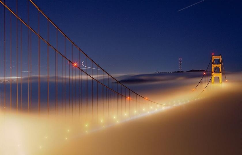 Красивые фотографии тумана в Сан Франциско, США 0 142273 e9c1de5e orig