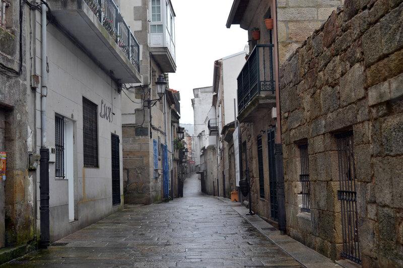Галисия: Виго и окрестности