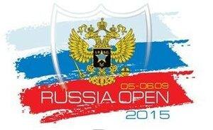 Даты проведения Russia Open 2015
