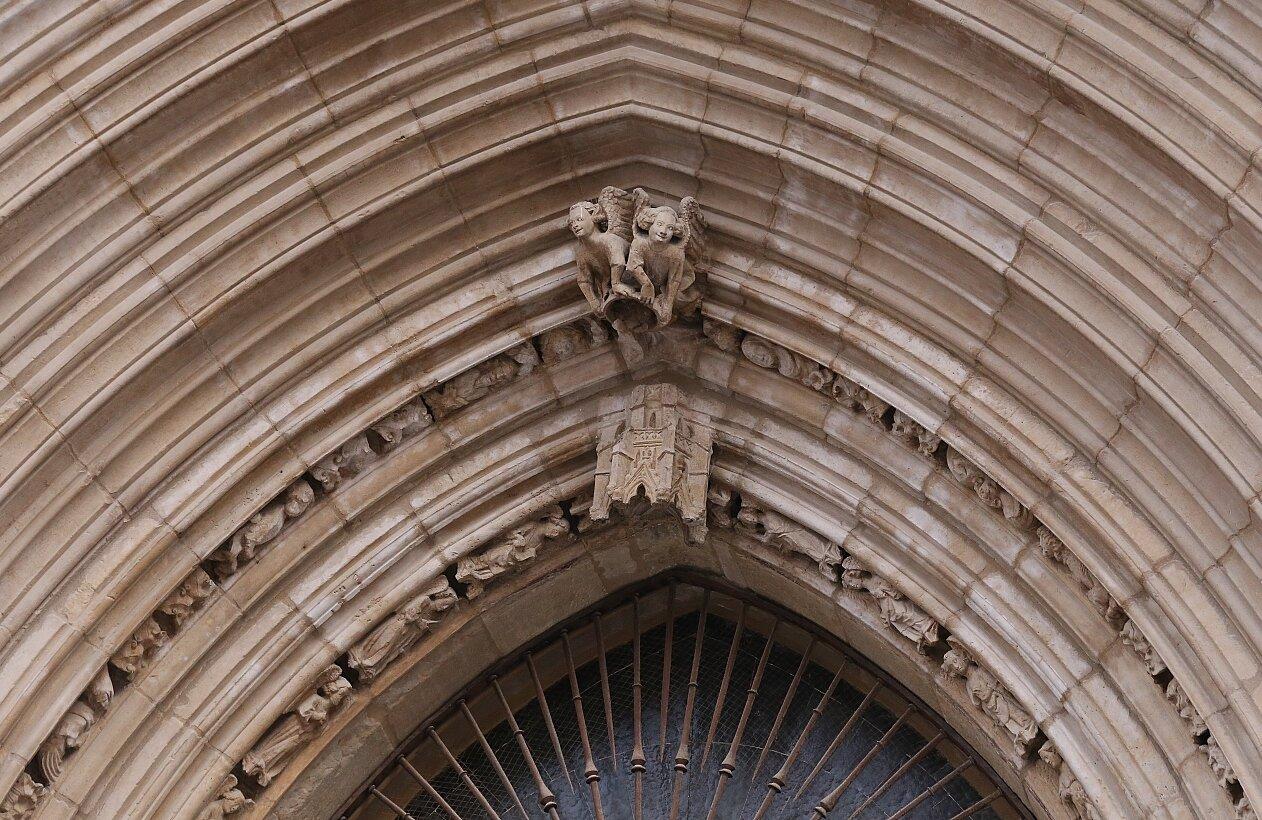 Logrono. St. Bartholomew's Church (Iglesia de San Bartolomé)