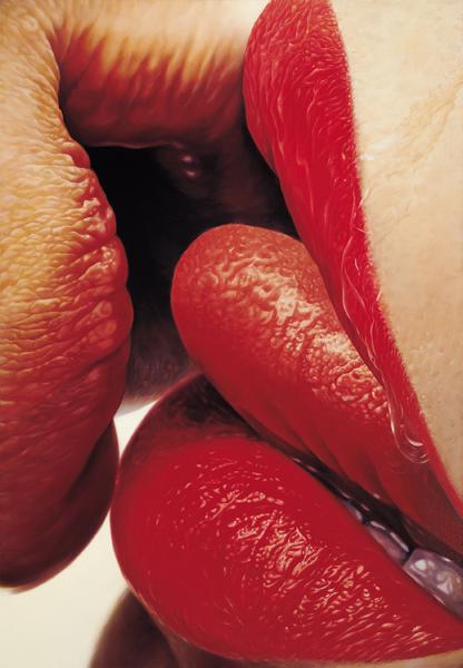 Знойные губы