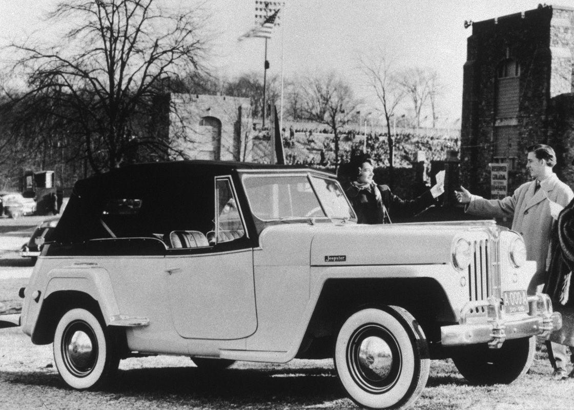 Jaguar XK120 (1948)