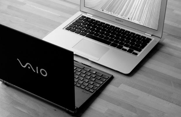 Сони объявила нежелательной установку Windows 10 наноутбуки VAIO