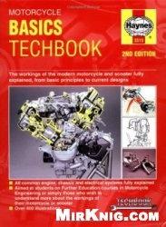 Книга Motorcycle Basics Techbook (Haynes Repair Manuals)