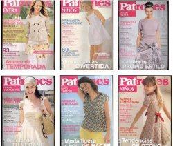 Журнал Patrones( 1995-2013)