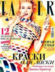 Журнал Tatler №4 2014
