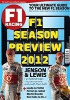 Журнал F1 Racing №3 (март), 2012 / UK