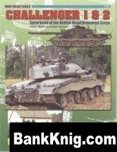 Книга Challenger 1 & 2: Spearhead of the British Royal Armoured Corps (Concord 7505) pdf (rar+3%) 28,06Мб