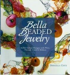 Книга Bella Beaded Jewelry