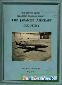Книга The Japanese Aircraft Industry.