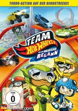 Team Hot Wheels - Wie der Wahnsinn begann (2014)
