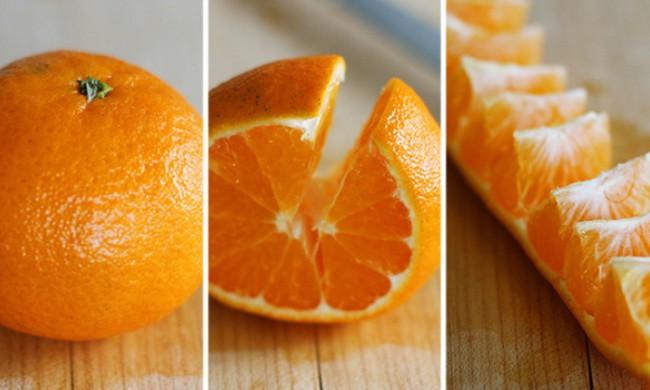 Как правильно чистить продукты