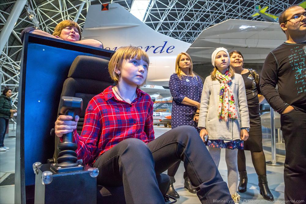 Aeroscopia - авиамузей в Тулузе