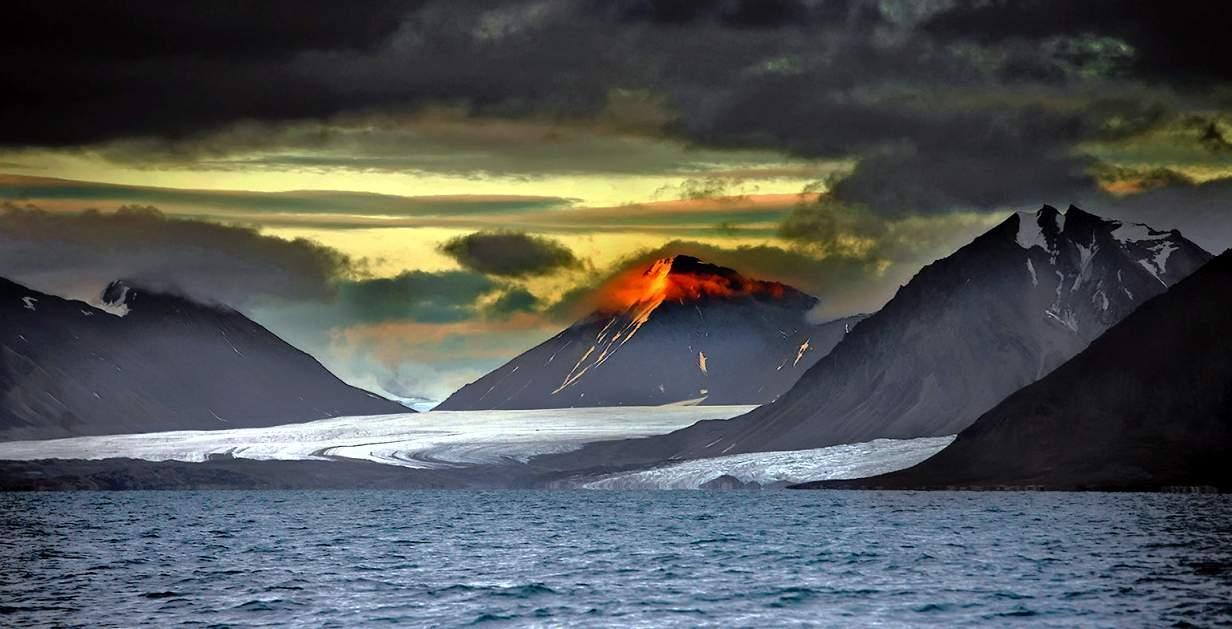 Острова Шпицберген