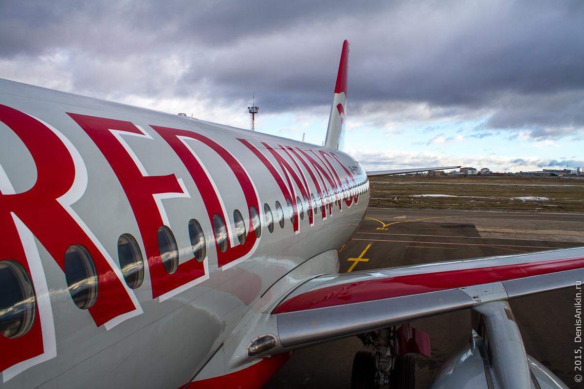 Red Wings в Саратове 12