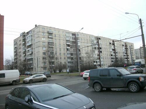 Будапештская ул. 108к1