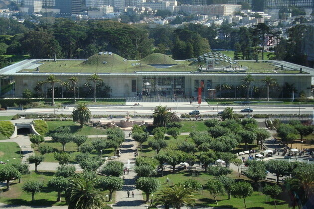 Калифорнийская академия наук