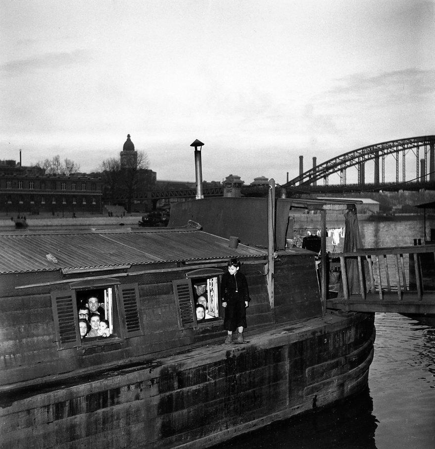 1952. Семья моряков