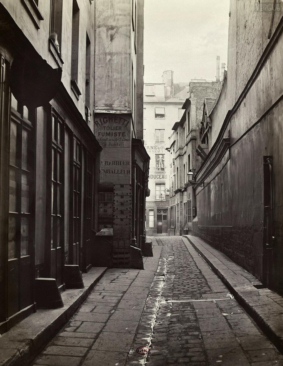 Кур де Ром, 1865