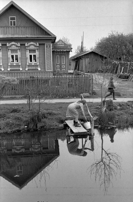 1972. Ярославль. Совхоз «Новый Север»