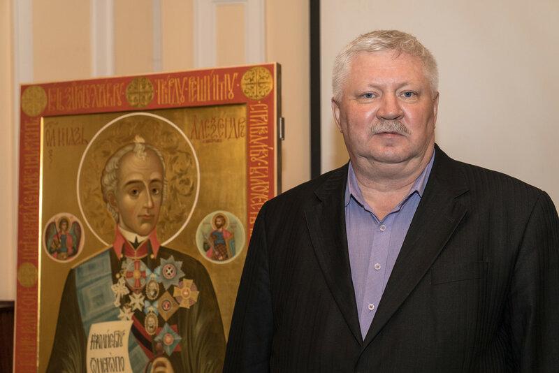 Арефьев Вадим Александрович, писатель