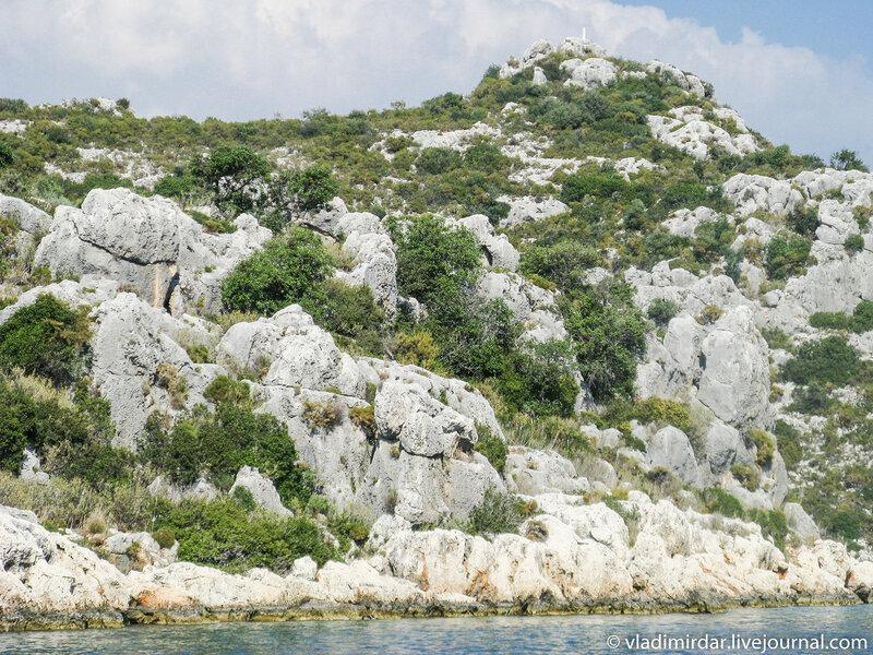 Ликийские древние берега