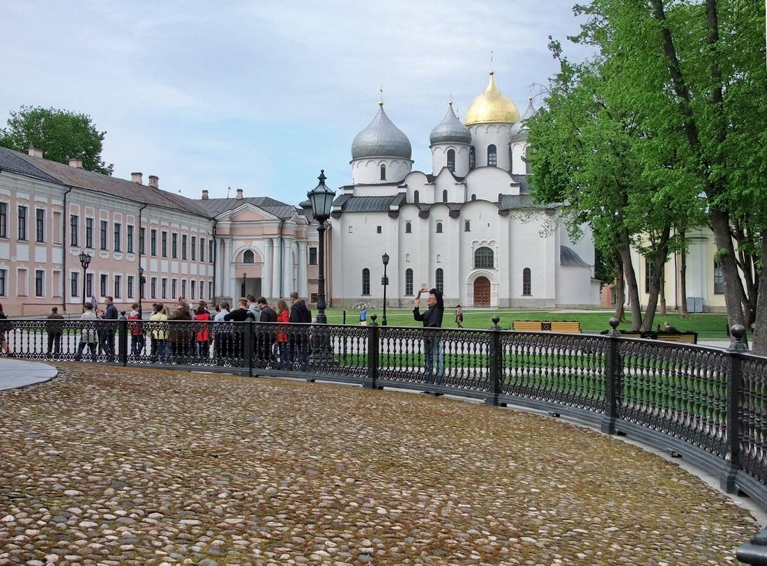 Великий Новгород. Софийский собор.