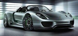 Porsche отзывает 205 экземпляров 918 Spyder