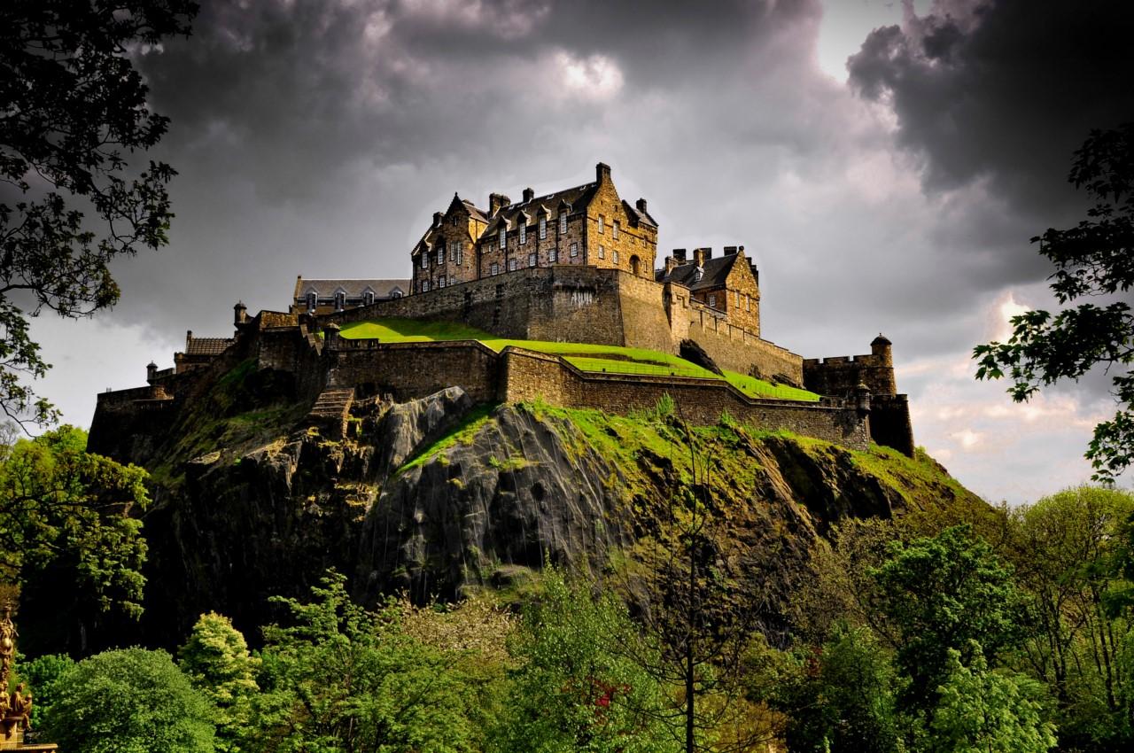 Картинки по запросу Эдинбургский замок