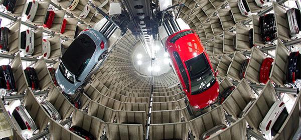Volkswagen Group самый крупный автопроизводитель в мире
