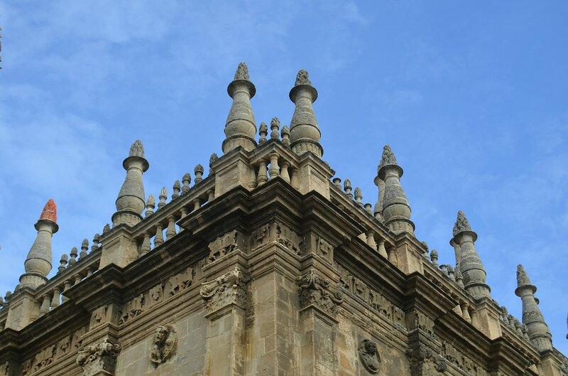 севильские башенки