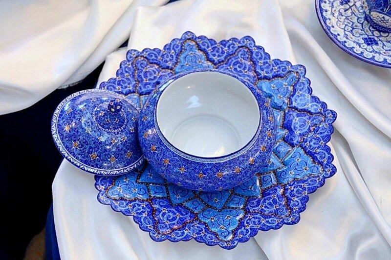 фото посуды с орнаментом и узорами